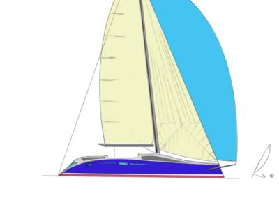 Nomad 1 Concept Sketch